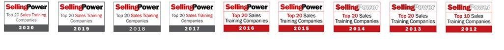 SellingPower Awards